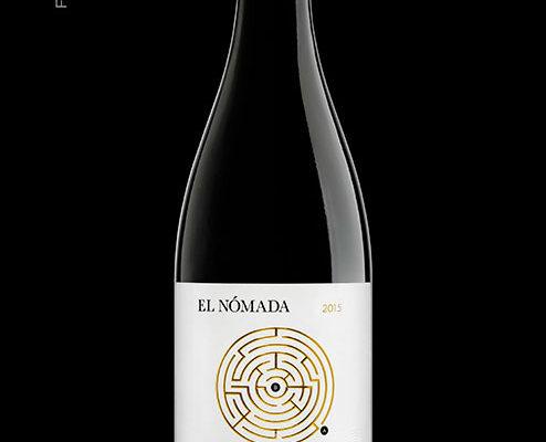 Botella El Nómada 2015