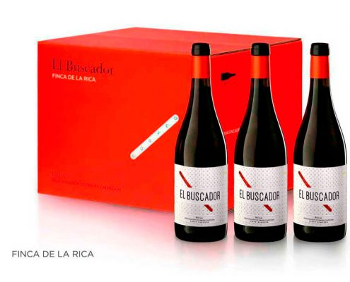 Pack 12 Botellas El Buscador 2015