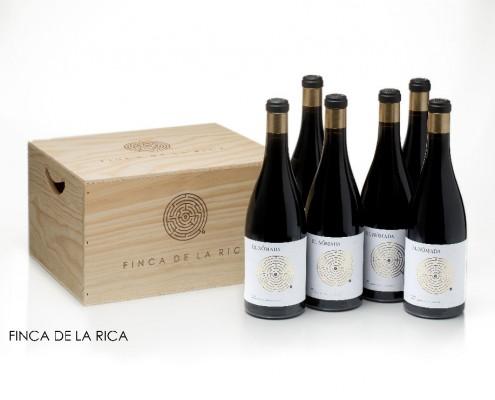 Pack 6 Botellas El Nomada 2015