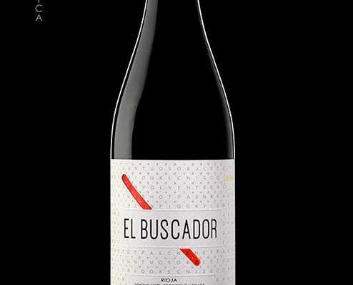 Botella El Buscador 2015