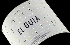 Etiqueta El Guia 2016