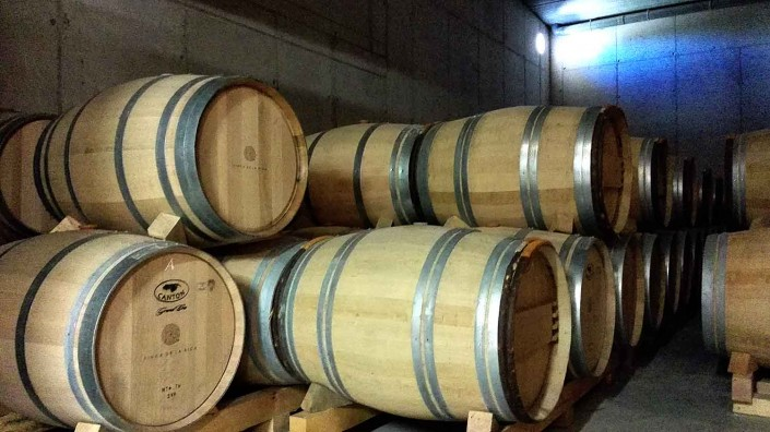 American barrels